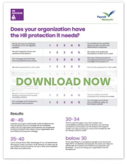 HR Advisor Scorecard Cover Image