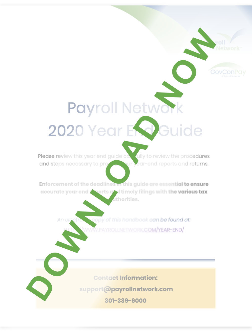 Payroll Best Practice Teaser